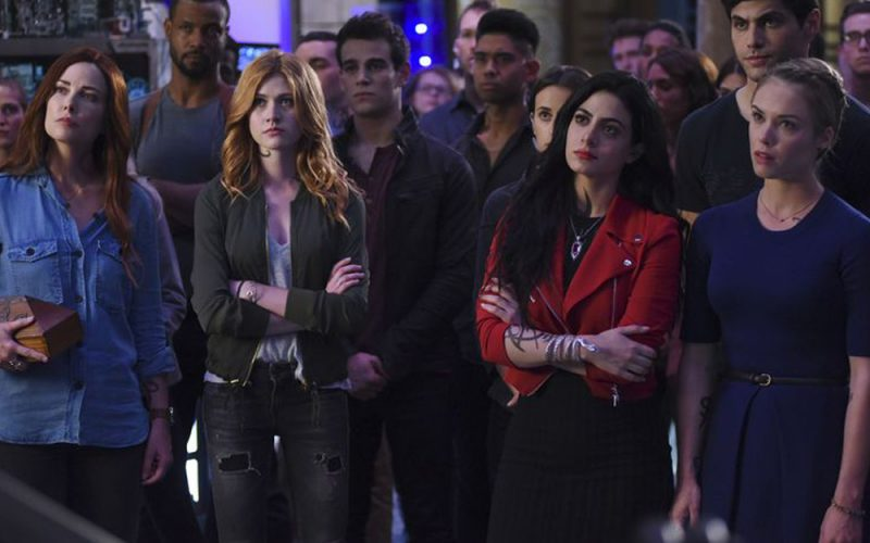 Review: Shadowhunters Season 2 Premiere