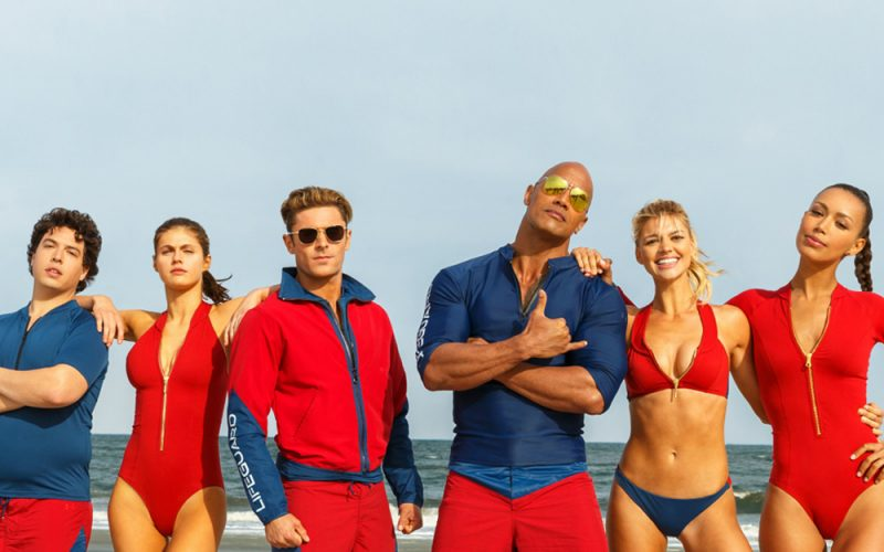 Dwayne Johnson Goes Above and Beyond in New Baywatch Trailer