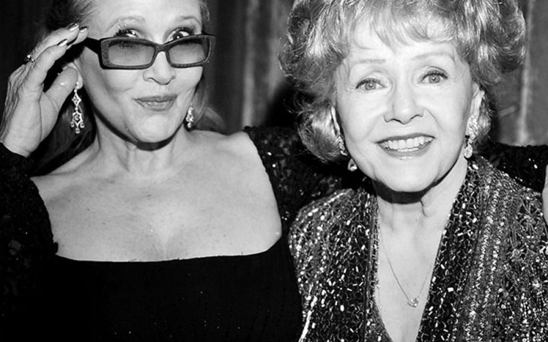 First Look at the Carrie Fisher & Debbie Reynolds Documentary
