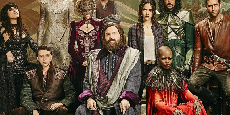 New to TV: Emerald City