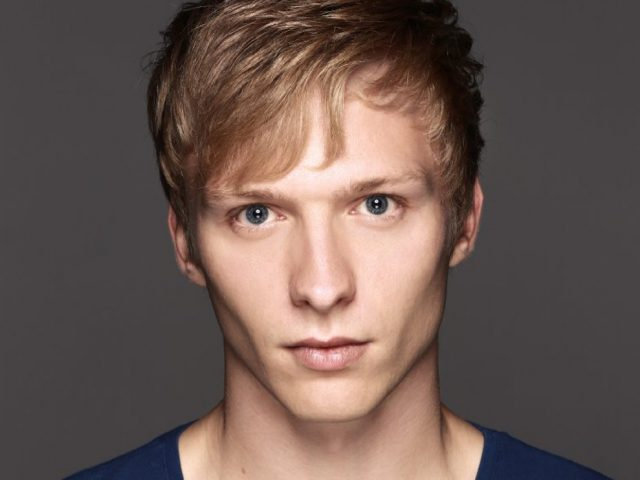 William Tudor Cast as Sebastian in 'Shadowhunters'