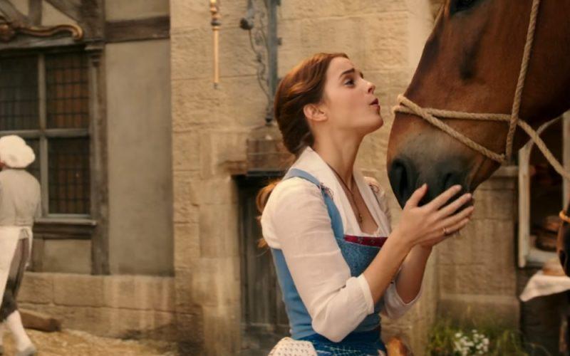 Emma Watson Sings 'Belle'