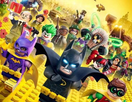 Review: Lego Batman