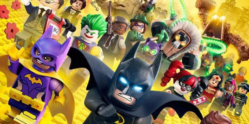 Review: Lego Batman