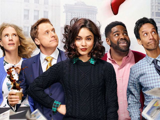 New to TV: Powerless