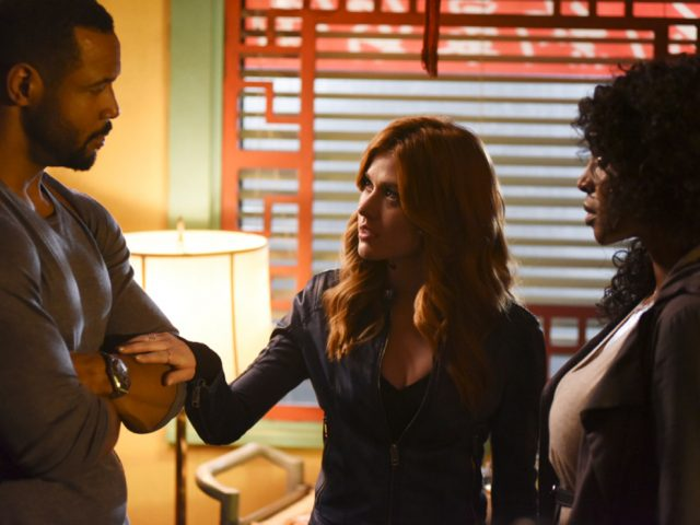 Shadowhunters Recap: 2.07 'How Are Thou Fallen'