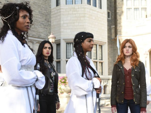 Shadowhunters Recap: 2.06 'Iron Sisters'