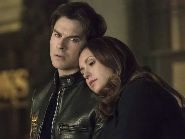 Vampire Diaries: Elena and Damon Reunite!