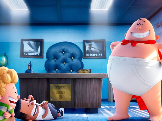 Childhood Dreams Come True With 'Captain Underpants' Movie