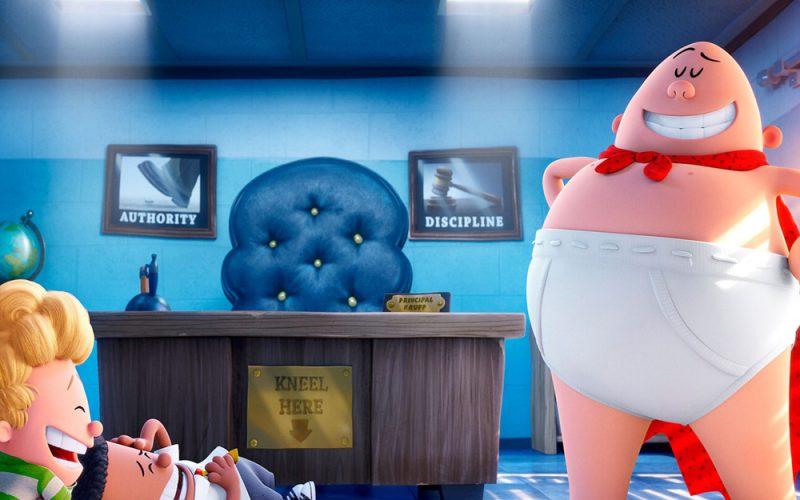 Childhood Dreams Come True With 'Captain Underpants' Movie