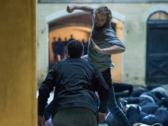 New to Netflix: Iron Fist