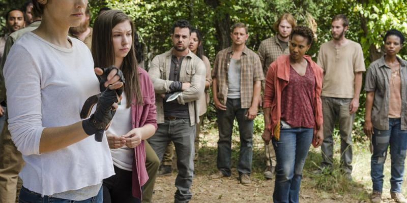 The Walking Dead Recap: 7.14 'The Other Side'