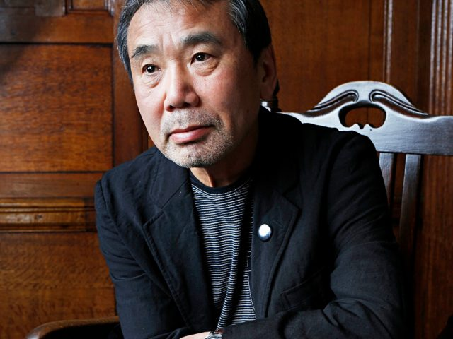 Book Cook Look Club: Haruki Murakami