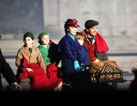 New Sneak Peek of 'Mary Poppins Returns'