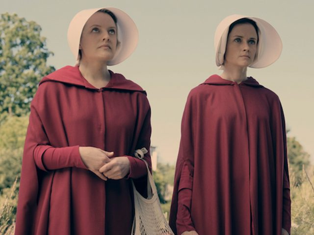 New to TV: The Handmaid's Tale