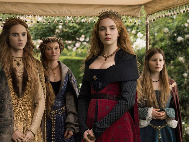The White Princess: 1.01 'In Bed With The Enemy'