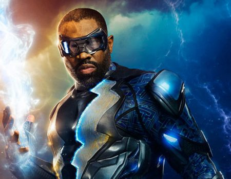 New To TV: Black Lightning