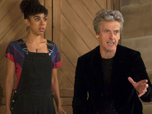 Doctor Who Recap: 10.04 'Knock Knock'