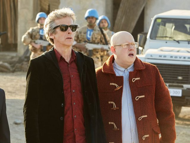 Doctor Who Recap: 10.07 'The Pyramid at the End of the World'