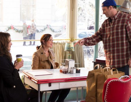 'Gilmore Girls': A Luke's Diner LEGO Set!?