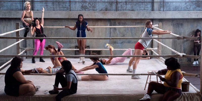 'Glow': Netflix Releases First Trailer for '80s Female Wrestling Series