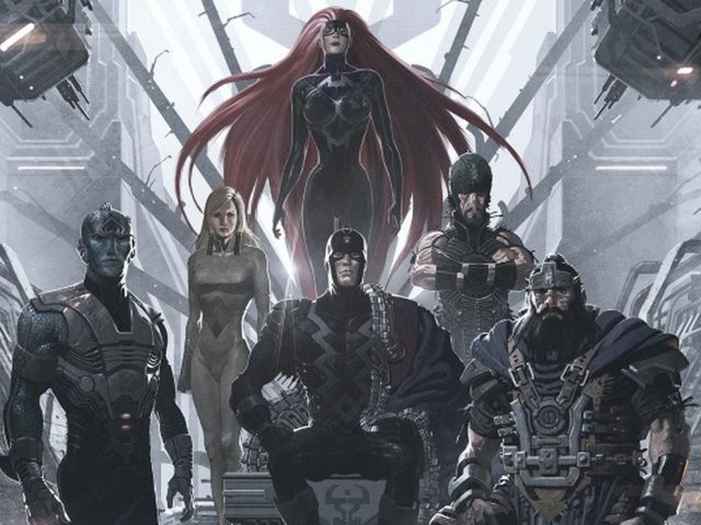 Marvel's 'Inhumans' Reveals New Photo