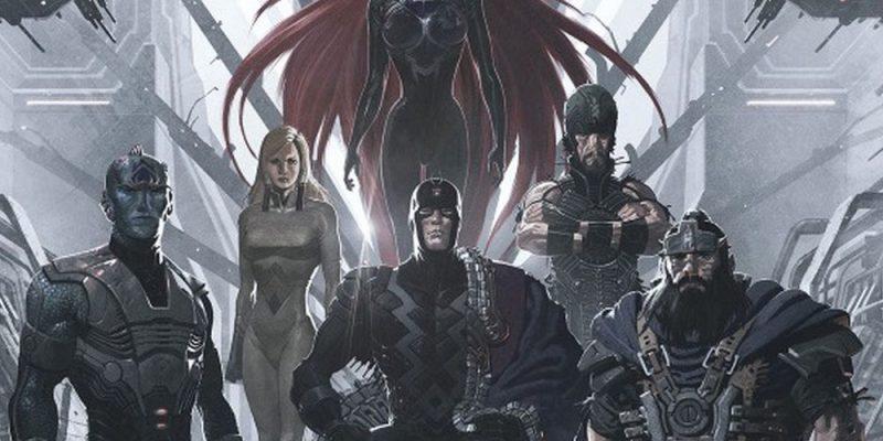Marvel's 'Inhumans' Reveals New Photo
