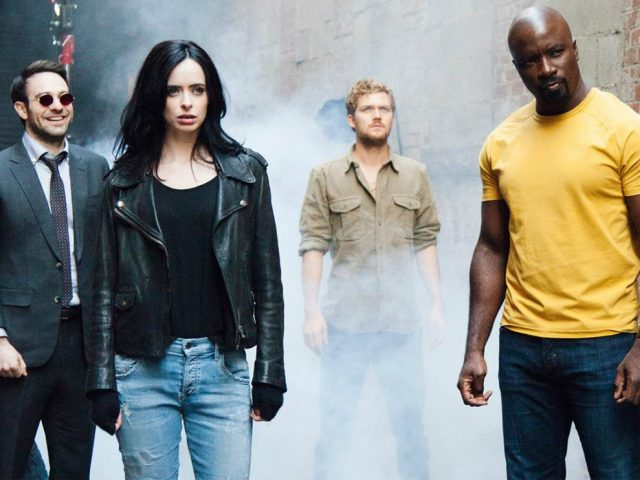 'The Defenders' Unite in First Trailer For New Netflix Series!