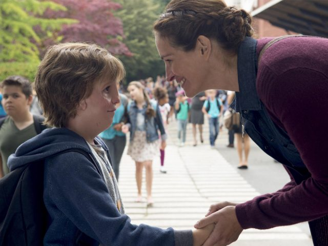 Heartwarming First Look at The Film Adaption of 'Wonder'