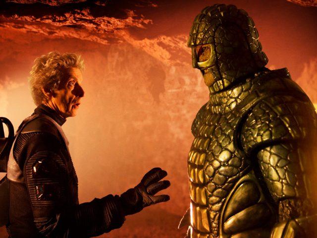 Doctor Who Recap: 10.09 'Empress of Mars'