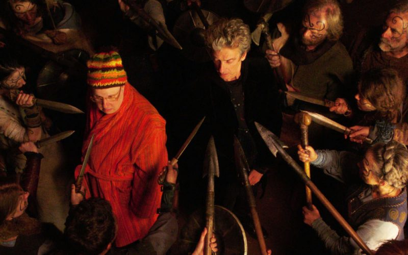 Doctor Who Recap: 10.10 'The Eaters of Light'