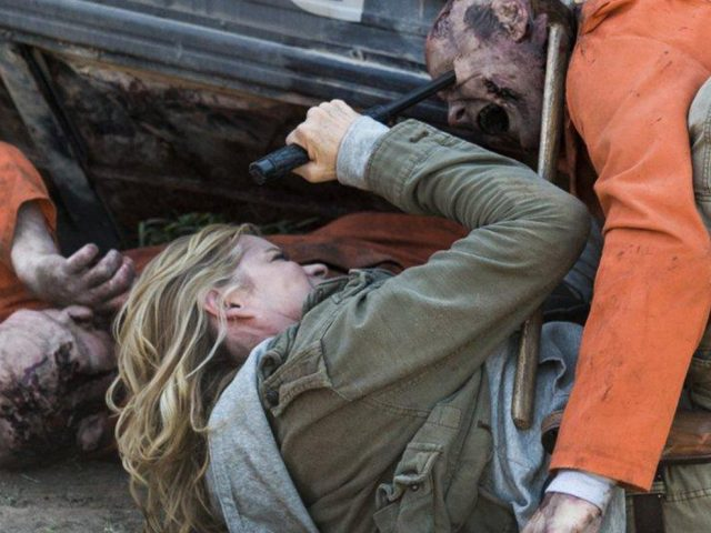 Fear The Walking Dead Recap: 3.05 'Burning in Water, Drowning in Flame'