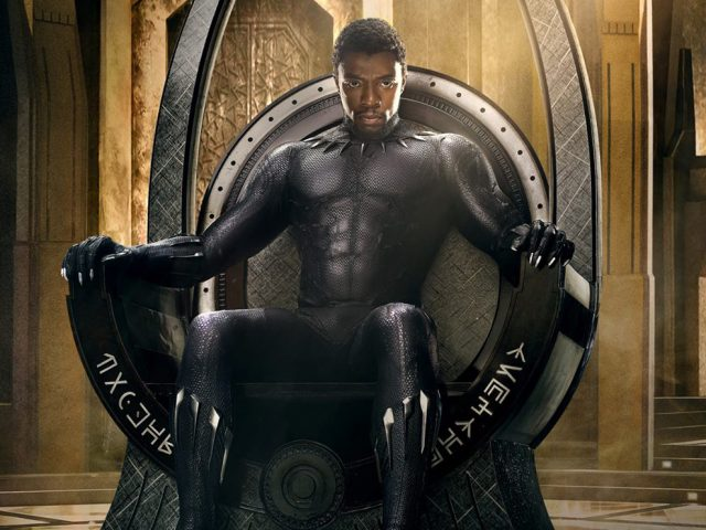 Marvel's 'Black Panther' Gets A Teaser Trailer & Poster