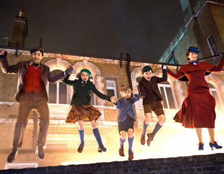 'Mary Poppins Returns': First Look Photos Released