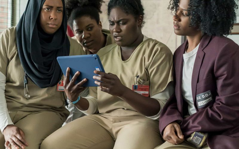New To Netflix: 'Orange Is The New Black' Season 5