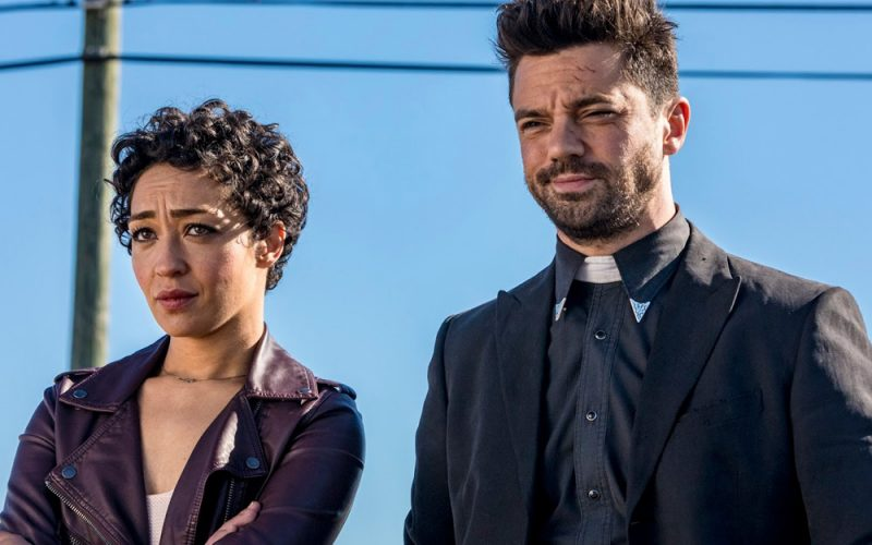 Preacher Recap: Season 2 Premiere 'On the Road'