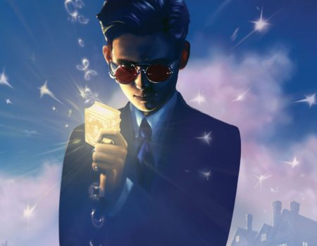 Book Cook Look Club: Artemis Fowl by Eoin Colfer