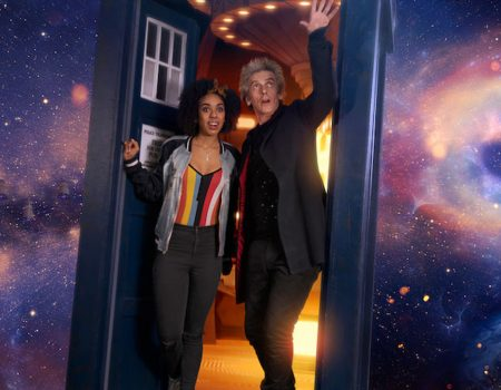 Doctor Who: Series 10 Review