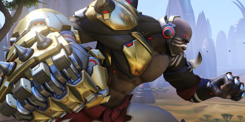 Doomfist now playable in Overwatch on PC, PS4 and Xbox One