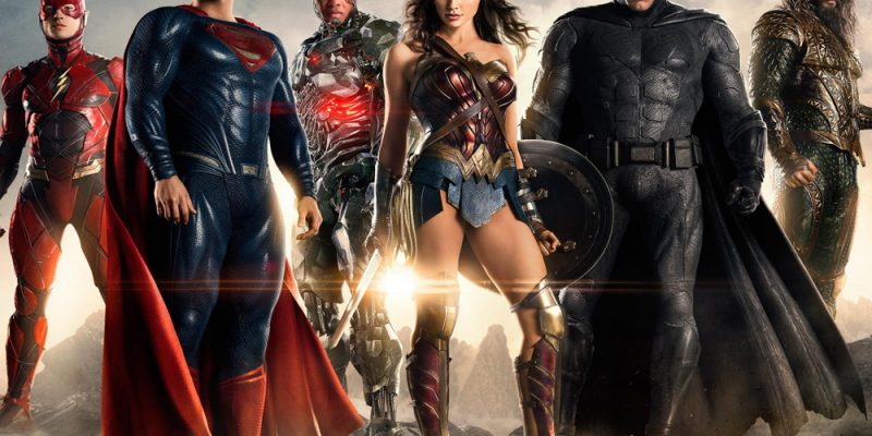 What The 'Wonder Woman' Film Can Do For Justice League