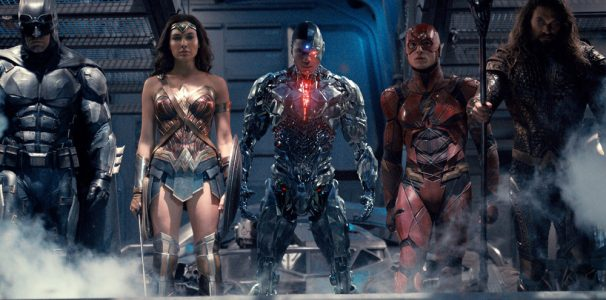 The Justice League Unites In New Trailer