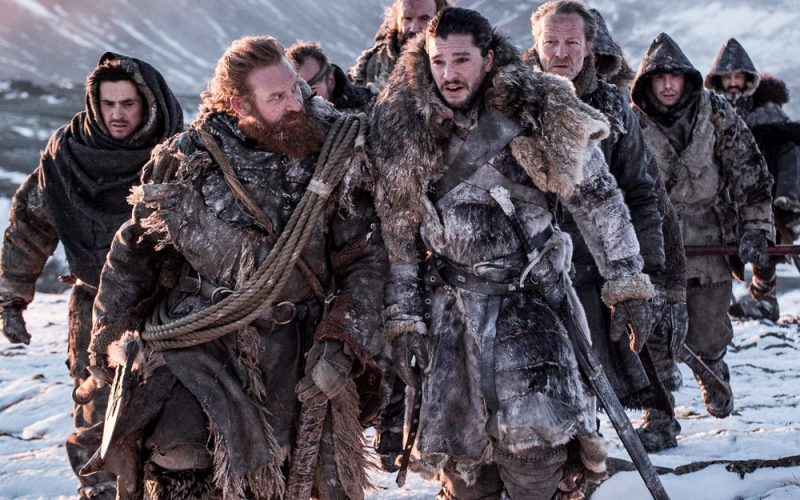 Game of Thrones Recap: 7.06 'Beyond the Wall'