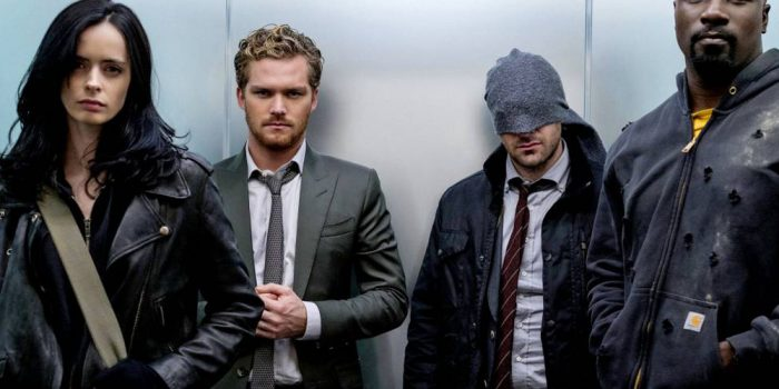 New To Netflix: Marvel's The Defenders