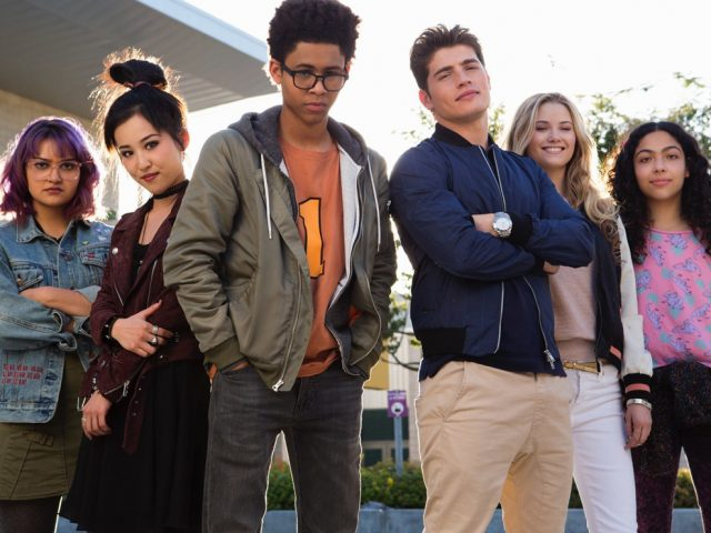 First Images of the Upcoming Marvel's 'Runaways' Series
