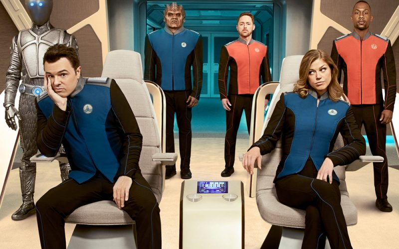 New To TV: The Orville