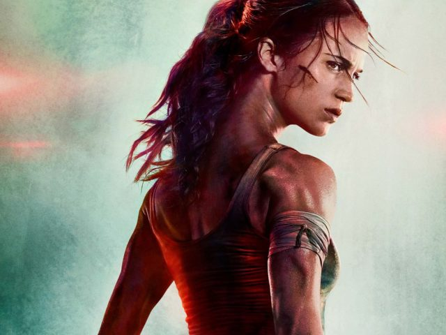First Trailer For 'Tomb Raider' Reboot