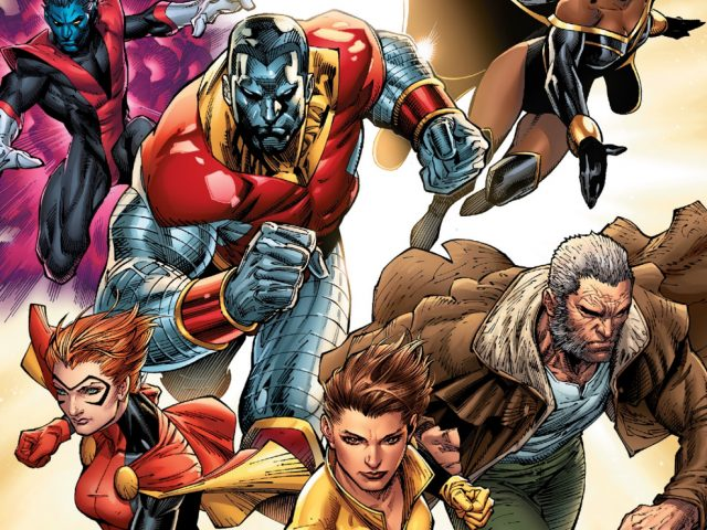 "X-Men Gold: ""Back To The Basics"""