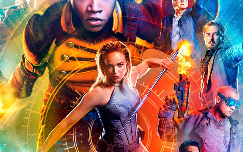 'Legends of Tomorrow' Screw Up Time For The Better