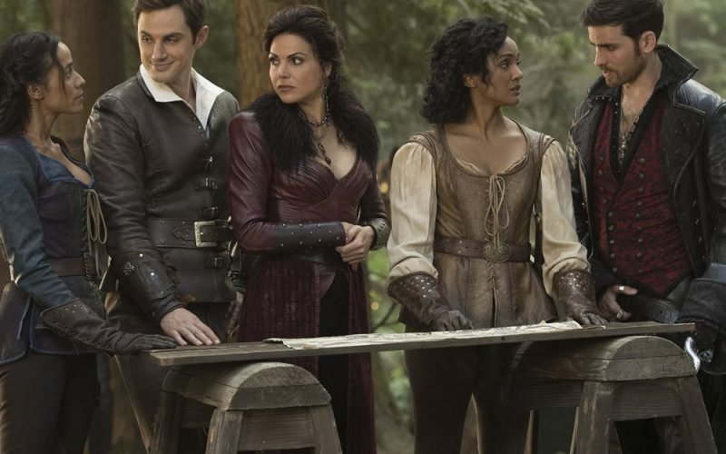 OUAT Recap: 7.03 'The Garden of Forking Paths'