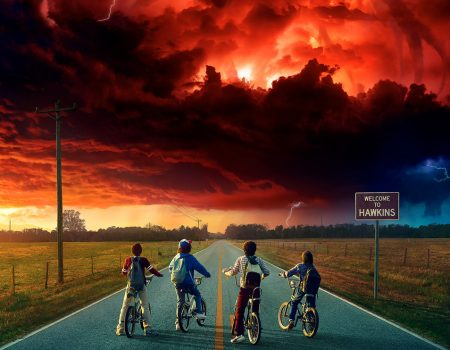 New To Netflix: Stranger Things Season 2